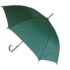 Zöld sétapálca esernyő