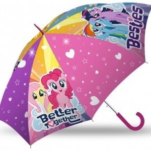 Gyerek félautomata esernyő My Little Pony 84 cm